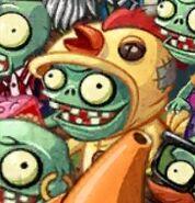 Team Mascot in Multiplayer menu
