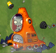 ConeRobotBeaten