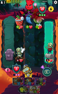 Stupid Cupid With Deadly Finally Kills the Cancerous Snowdrop!