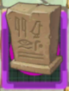 Egypt Tombstone Power Tile