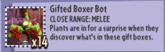 Gifted Boxer Bot Stickerbook Description