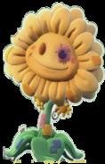 Stuffy Sunflower Transparent