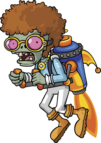 File:Plants vs zombies 2 jetpack disco zombie the zombi by illustation16-d7cyrv4.png
