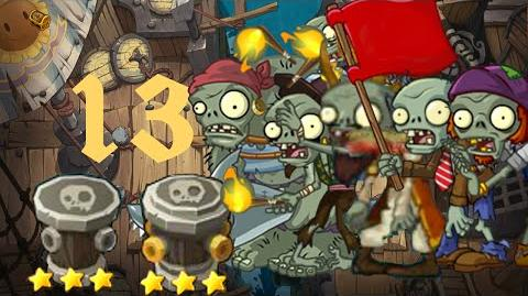 PvZ Online - Adventure Mode - Jia Banhai Shore 13