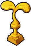 All Plants Obtained Trophy