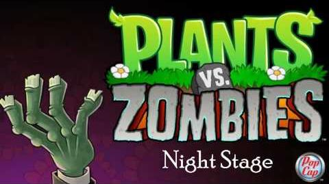 Plants vs Zombies Soundtrack Night Stage