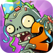 Plants Vs. Zombies™ 2 It's About Time Icon (Versions 3.5.1)