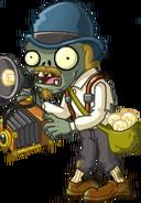 Lost Photographer Zombie