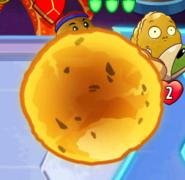 Zombot's Wrath fireball
