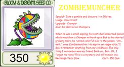 Zombiemuncher