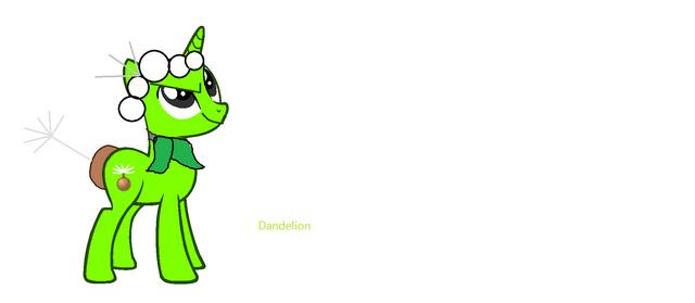File:Dandelion pony.png