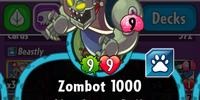 Zombot 1000/Gallery