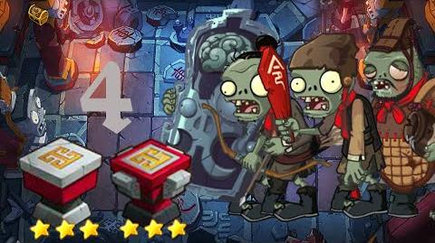 PvZ Online - Adventure Mode - Chessboard Miju 4