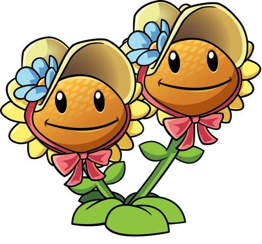 File:TwinSunflowerSpringHD.jpg