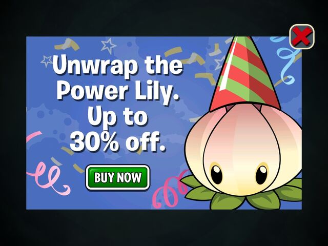 File:Power lily discount 30% of today.jpeg