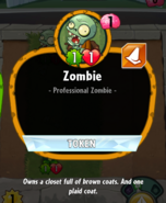 Zombie new description