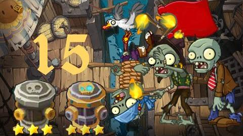 PvZ Online - Adventure Mode - Jia Banhai Shore 15