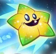 Starfruit on title screen