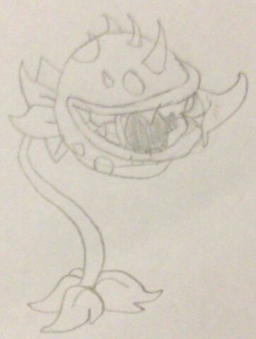 File:Chomper Eating Gnome Bomb.jpeg