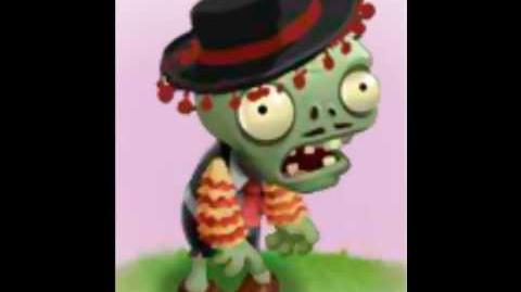 Plant vs Zombies Adventures Facebook Conga Leader Music