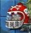 Shrunken Mecha-Football Zombie