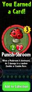 Earning Punish-Shroom