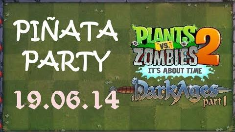 Piñata Party/Walkthroughs/2014