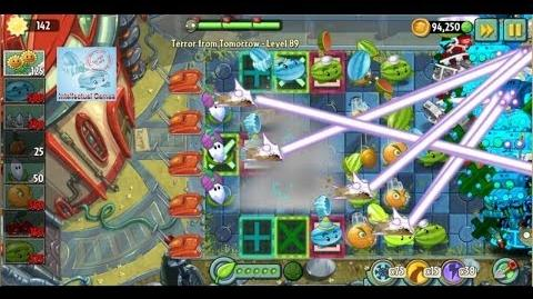 Terror From Tomorrow Level 89 No Premium Plants Plants vs Zombies 2 Endless GamePlay