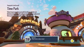 Time Park loading screen