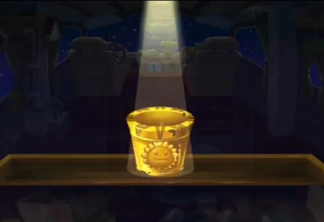 File:Gold Flower Pot about to give prize.jpeg