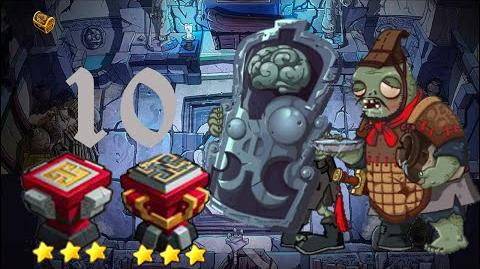 PvZ Online - Adventure Mode - Mausoleum Advent 10