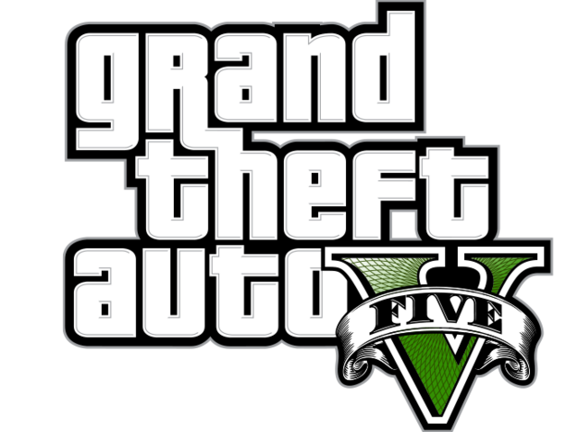 File:Grand Theft Auto V Logo.png