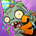 Plants Vs. Zombies™ 2 It's About Time Square Icon (Versions 3.5.1)