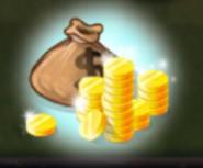 Pvz1 money bag in pvz2