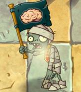 MummyFlagZombieSunbean