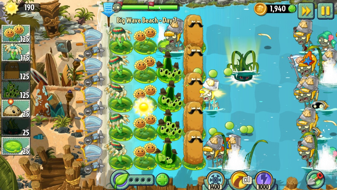 Plants Vs Zombies 2 It About Time Full For Pc