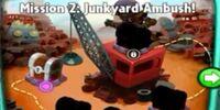 Junkyard Ambush!