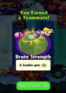 Earning Brute Strength