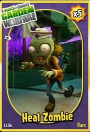 Heal Zombie