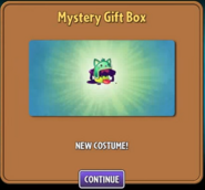Shadow shroom costume box