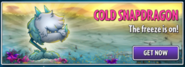 Cold snapdragon ad