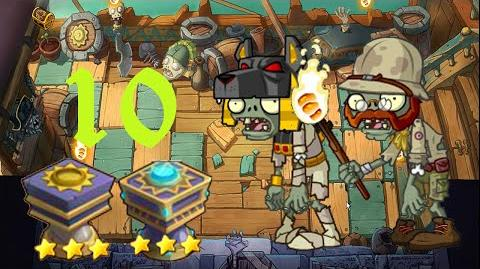 PvZ Online - Adventure Mode - Battle of the Nile 10