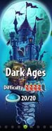Dark Ages with Difficulty