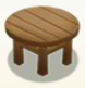 File:Wooden Patio Table.png