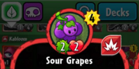 Sour Grapes/Gallery