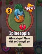Spineapple unlocked