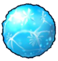 Zombie boss iceball
