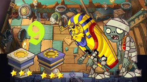 PvZ Online - Adventure Mode - Battle of the Nile 9