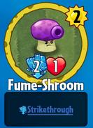 Receiving Fume-Shroom