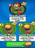 Double Sweet Potatoes